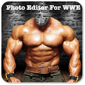 Photo Montage For WWE - HD WWE Photo Editor