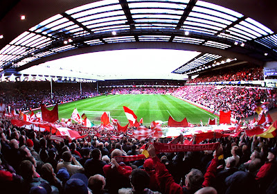 Liverpool kan gaan bouwen aan thuisreputatie: fans opnieuw welkom