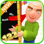Basic in education and learning school 3D icon