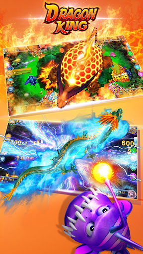 Dragon King Fishing Online-Arcade  Fish Games 5.0.2 Screenshots 2