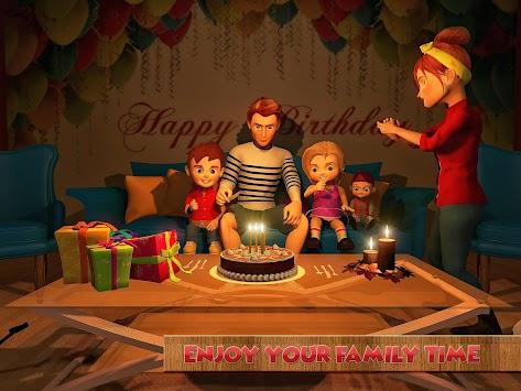 Virtual Mother Life Real Family Simulator
