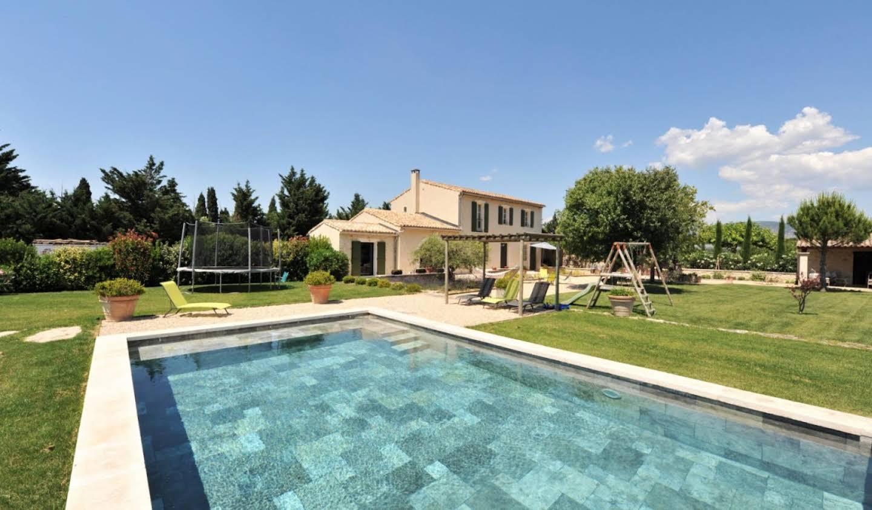 Maison avec piscine Lagnes