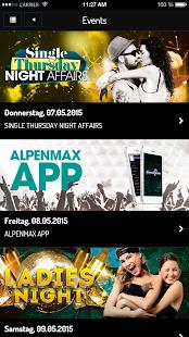 Alpenmax Ansbach- screenshot thumbnail
