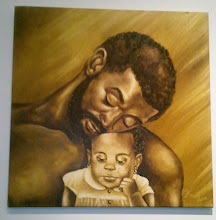 Photo: Love this father & daughter painting
