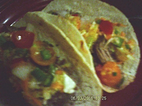 Corn tortillas are always best fresh, but you can refrigerate any remaining and reheat...