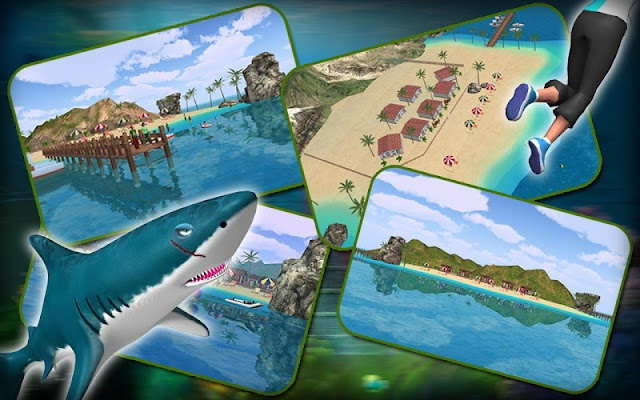 Shark Attack Simulator 3D v1.1 [Full]