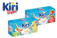 Angebot für Kiri® Dippi Erdbeere und Vanille im Supermarkt