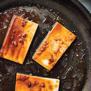 Glazed Tofu