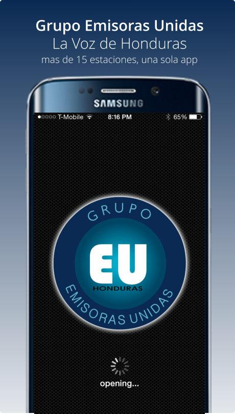 Radios Grupo EU- screenshot