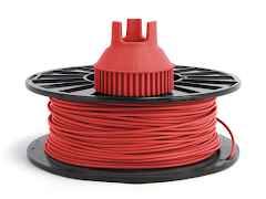 Red PRO Series Nylon Filament - 1.75mm (0.75kg)