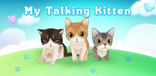 My Talking Kitten for PC