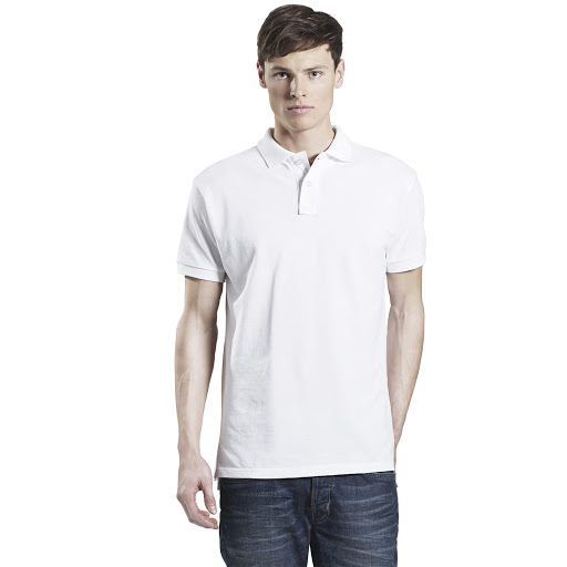 Earth Positive Organic Cotton Polo Shirts