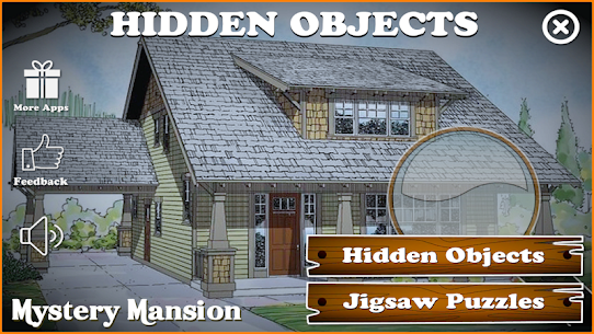 Hidden Objects Mansion Apk 1