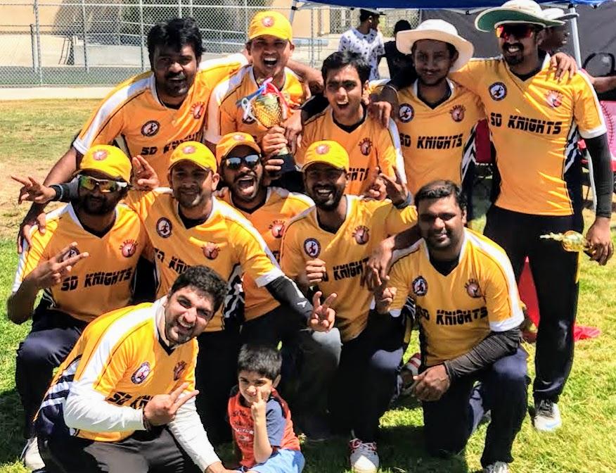 SD Knights Summer 2018 Team