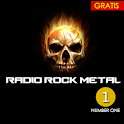Radio Rock y Metal Gratis icon