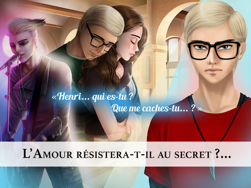 Le Secret d'Henri - Visual Novel français  captures d'écran 2
