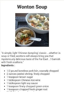 Chinese cooking recipes app android apps on google play chinese cooking recipes app screenshot thumbnail forumfinder Images