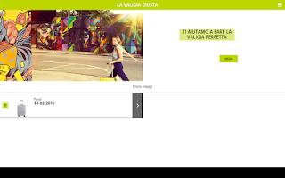 Screenshot of CARPISA OFFICIAL APP