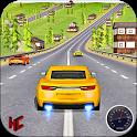 Crazy Car Traffic Racing Games 2019 : Free Racing icon