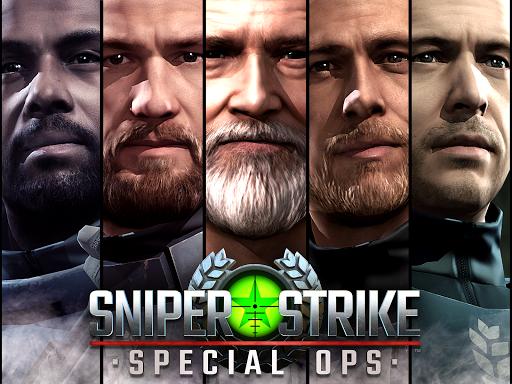 Sniper Strike u2013 FPS 3D Shooting Game 3.703 15