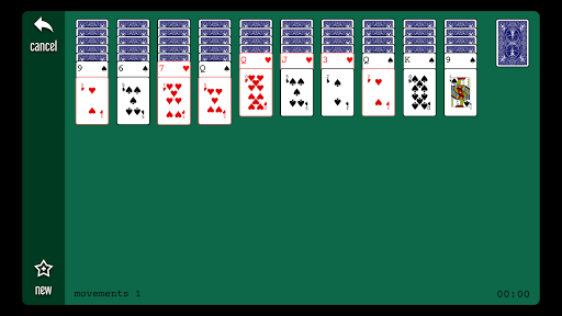 Spider (king of all solitaire games) android2mod screenshots 2