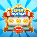 Spin Voyage: attack, build and raid coins! icon