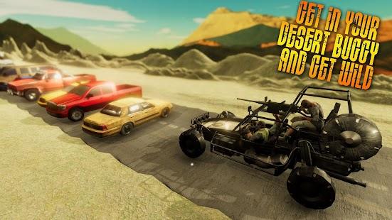 Real Buggy Car Engine Crash - Death Roads - náhled