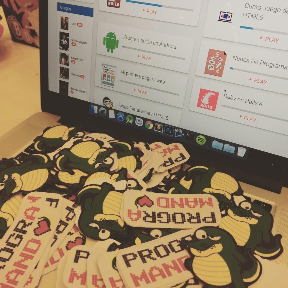 Stickers Código Facilito