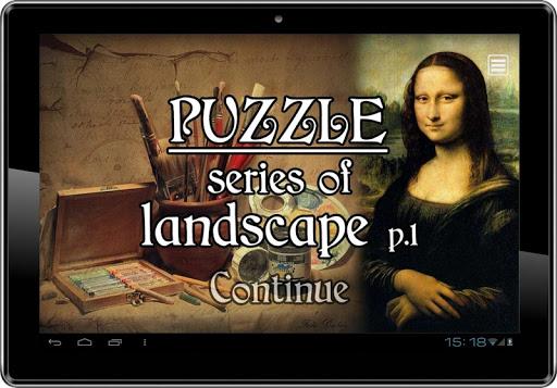 ARTroom PUZZLE landscape p.2