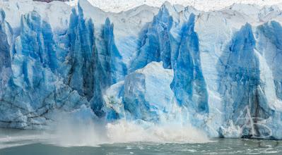 Photo: Icefall