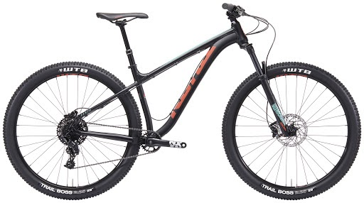 Hardtail (front suspension) trail