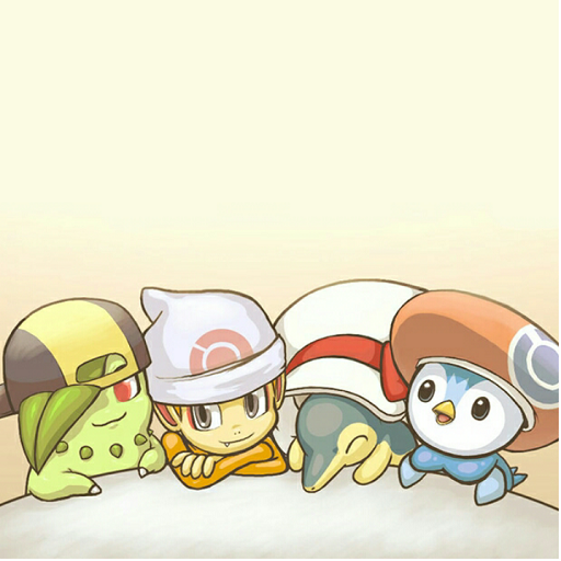 Adorable Poke Wallpapers