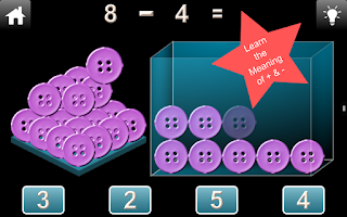 Screenshot of Kindergarten Math Lite