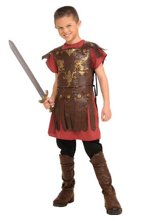 Barndräkt, Gladiator