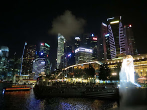 Photo: CBD and Merlion