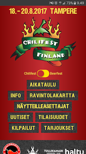 Chilifest Finland- screenshot thumbnail