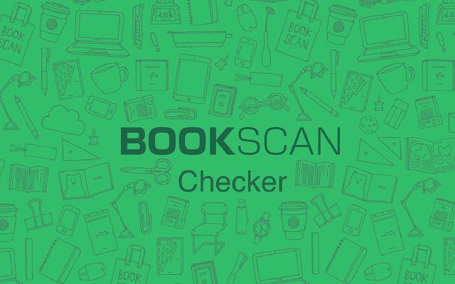 BOOKSCAN Checker for Chrome