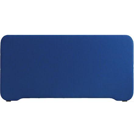 Bordsskärm Edge 800x400mm  blå