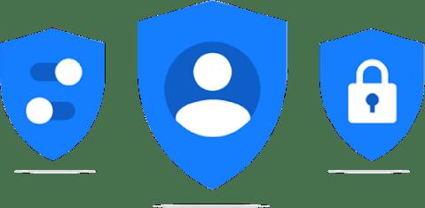 Symbole: Schutzschilder