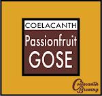 Coelacanth Passionfruit Gose