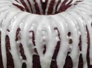 FRESH BANANA BUNDT CAKE