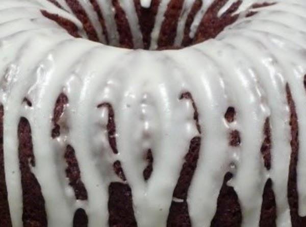 Fresh Banana Bundt Cake Recipe