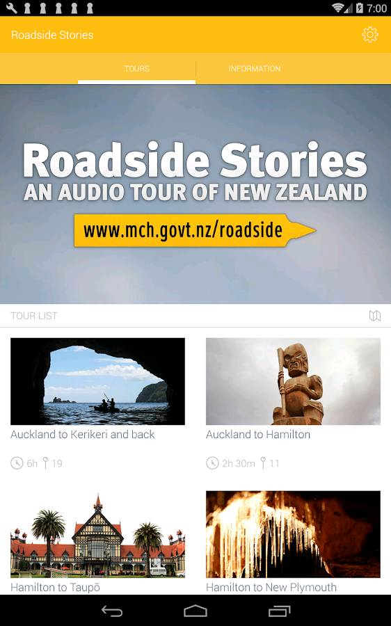Roadside Stories- screenshot