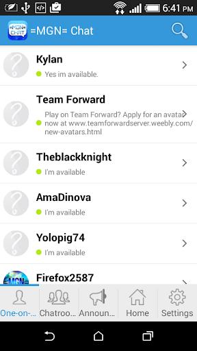 =MGN=® Gamer Chat