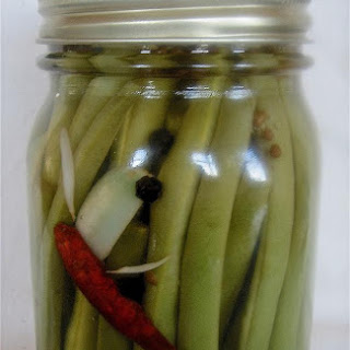 Turn Fresh Green Beans Into Snappy Pickles