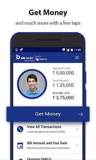 RBL Bank MoCash - Need Money? Get instantly for PC