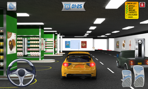 Drive Thru Supermarket 3D Sim 1.7 screenshots 7