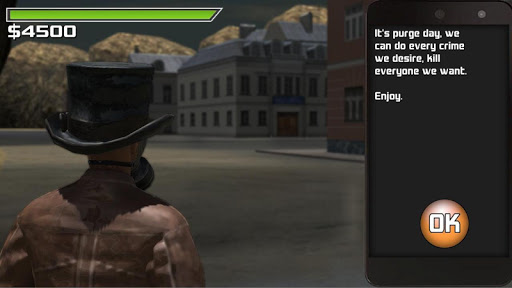 Purge City Theft Auto