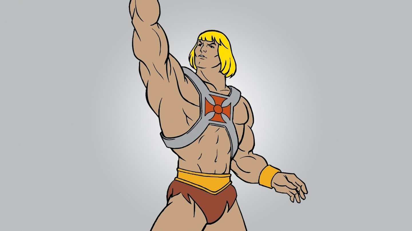 Watch He-Man and the Masters of the Universe live