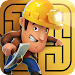 Diggy's Adventure: Escape this 2D Mine Maze Puzzle Icon